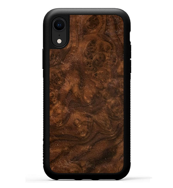 Walnut Burl - iPhone Xr Phone Case