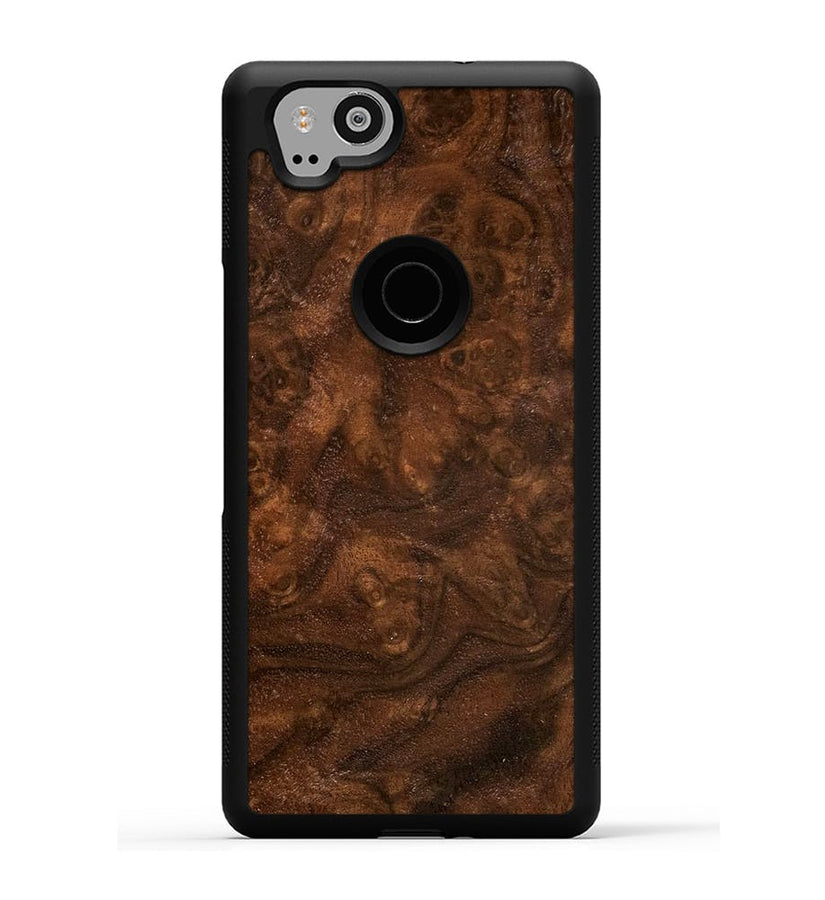 Walnut Burl - Pixel 2 Phone Case