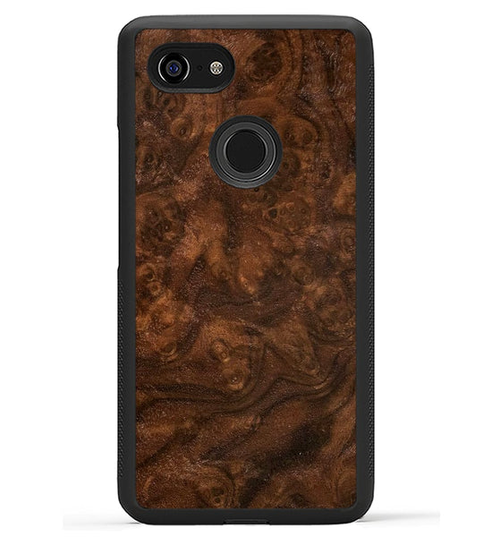 Walnut Burl - Pixel 3 XL Phone Case