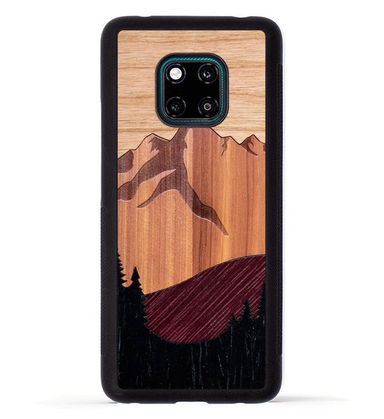 Mt Bierstadt Inlay - Huawei Mate 20 Pro Phone Case