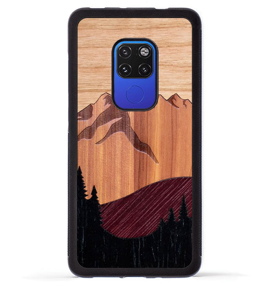 Mt Bierstadt Inlay - Huawei Mate 20 Phone Case