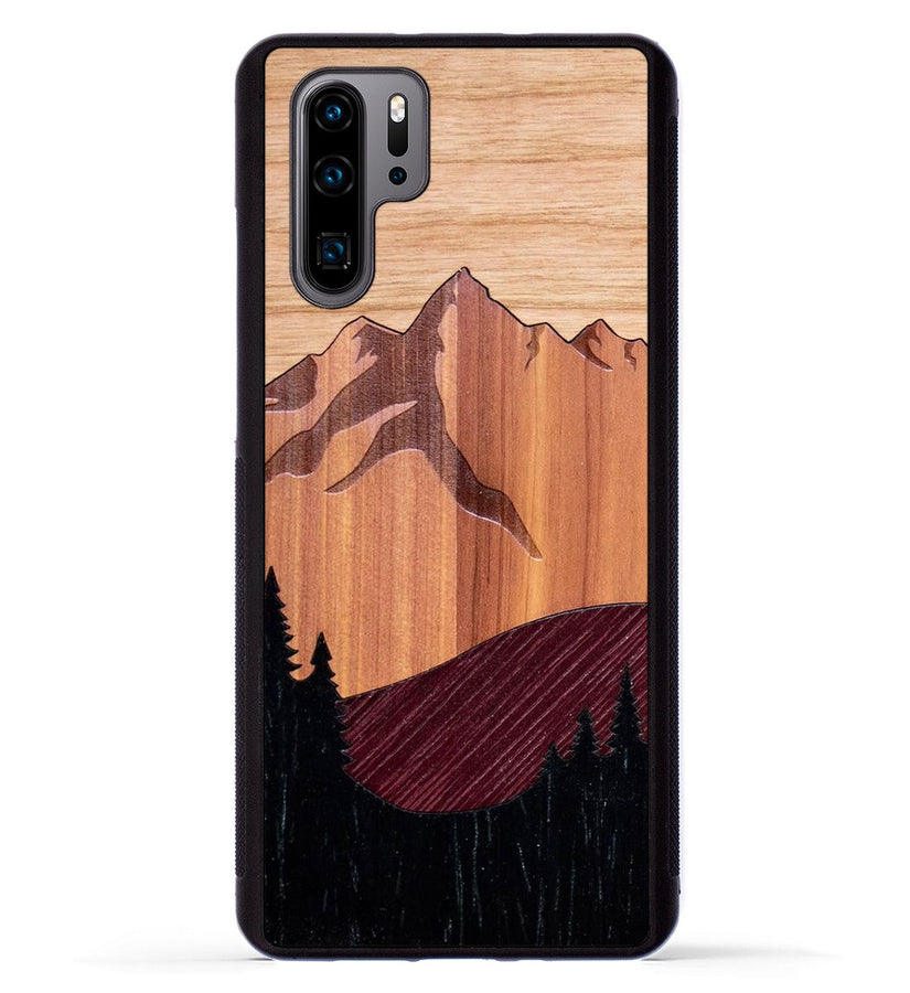 Mt Bierstadt Inlay - Huawei P30 Pro Phone Case