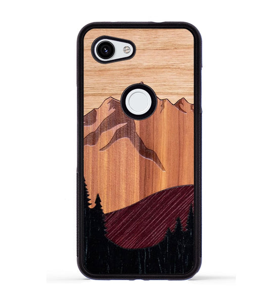 Mt Bierstadt Inlay - Pixel 3a Phone Case