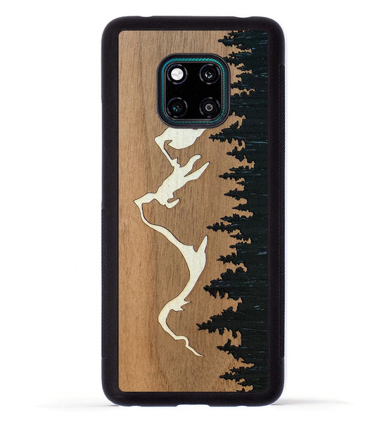 Grand Teton Inlay - Huawei Mate 20 Pro Phone Case