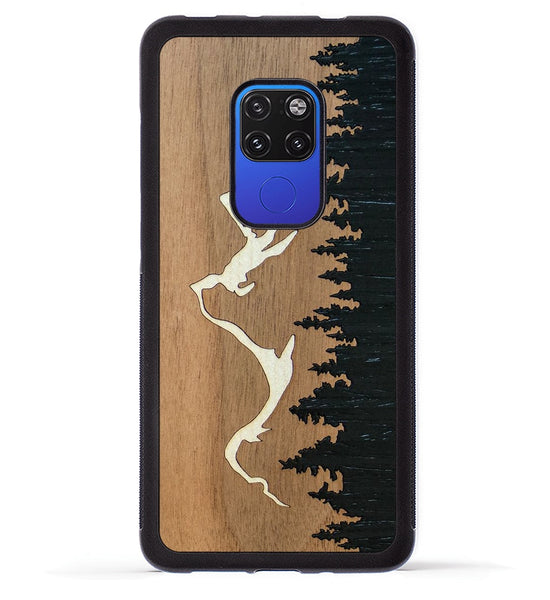 Grand Teton Inlay - Huawei Mate 20 Phone Case