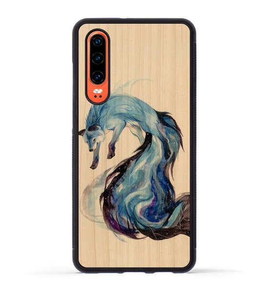 Galactic Fox - Huawei P30 Phone Case