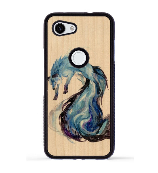 Galactic Fox - Pixel 3a Phone Case