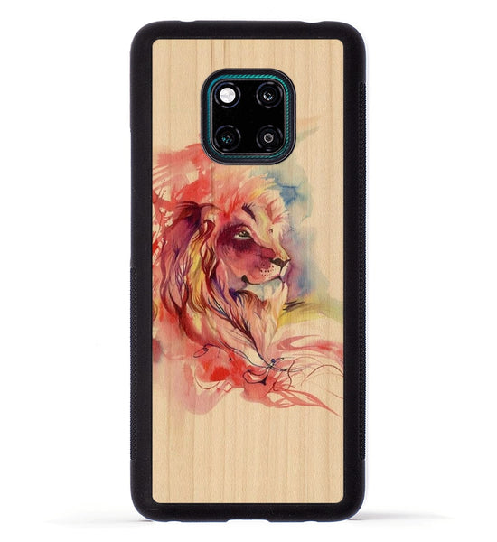 Lion Splash - Huawei Mate 20 Pro Phone Case