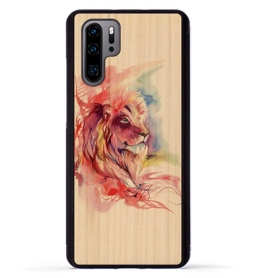 Lion Splash - Huawei P30 Pro Phone Case