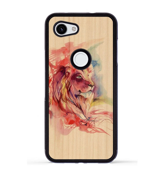 Lion Splash - Pixel 3a Phone Case