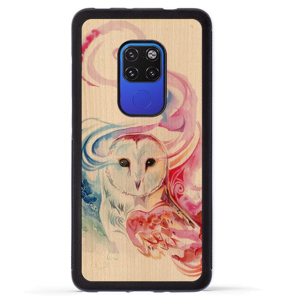 Rainbow Owl - Huawei Mate 20 Phone Case