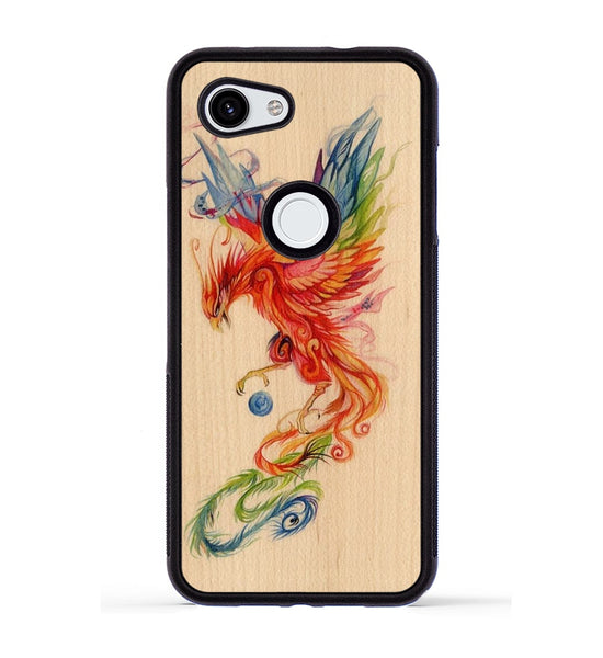Regal Phoenix - Pixel 3a Phone Case