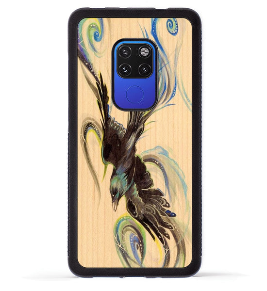 Raven - Huawei Mate 20 Phone Case