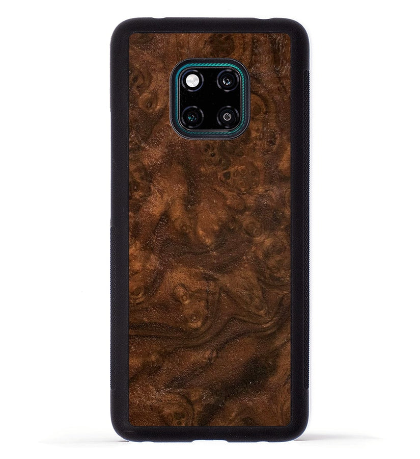 Walnut Burl - Huawei Mate 20 Pro Phone Case