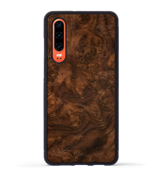 Walnut Burl - Huawei P30 Phone Case