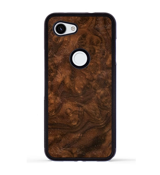 Walnut Burl - Pixel 3a Phone Case