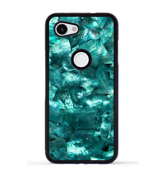 Turquoise Green - Pixel 3a Phone Case