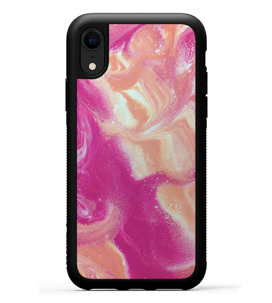 iPhone Xr Case - Tiertza (Pink, 346293)