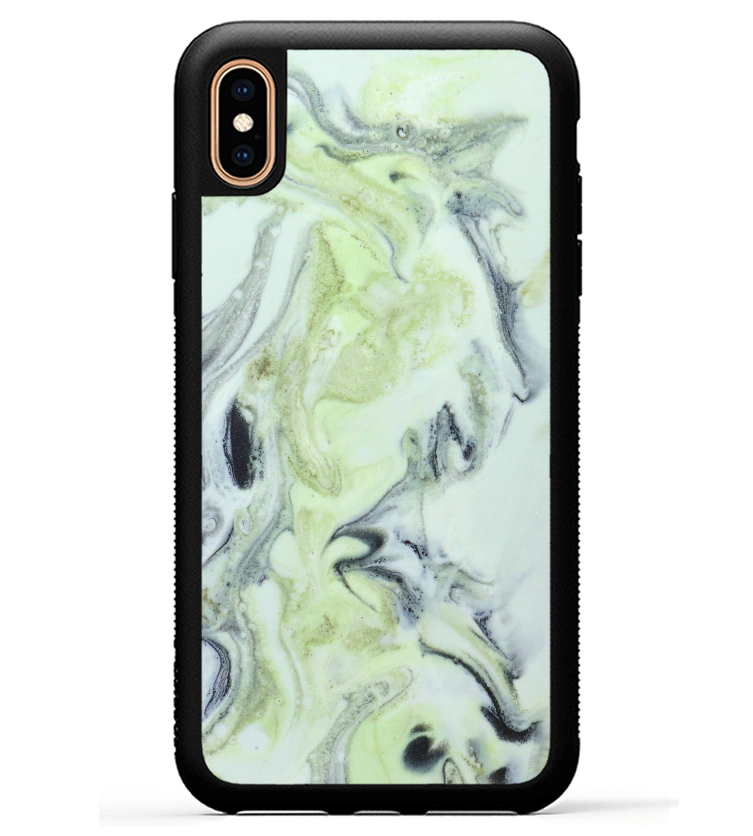 iPhone Xs Max Case - Mildrid (Black & White, 345788)