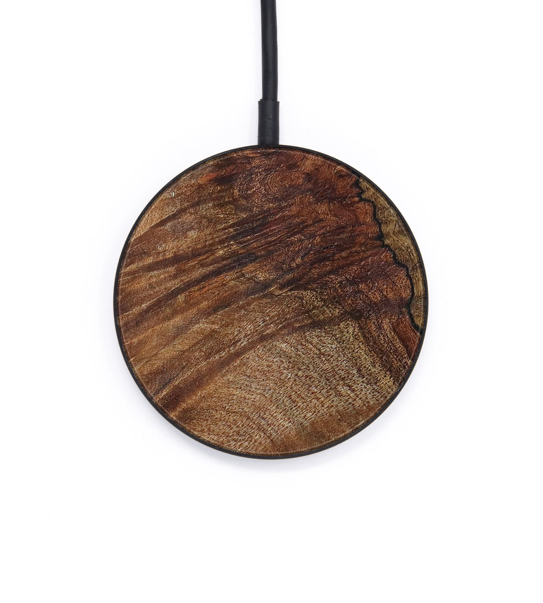 Circle Burl Wood Wireless Charger - Gayle (Maple Burl, 427443)
