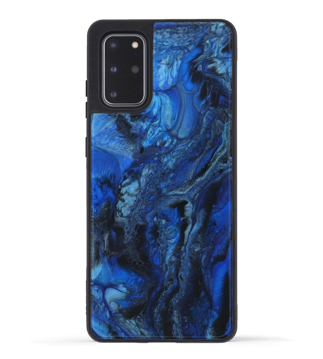 Galaxy S20 Plus ResinArt Phone Case - Lou (Dark Blue, 347518)