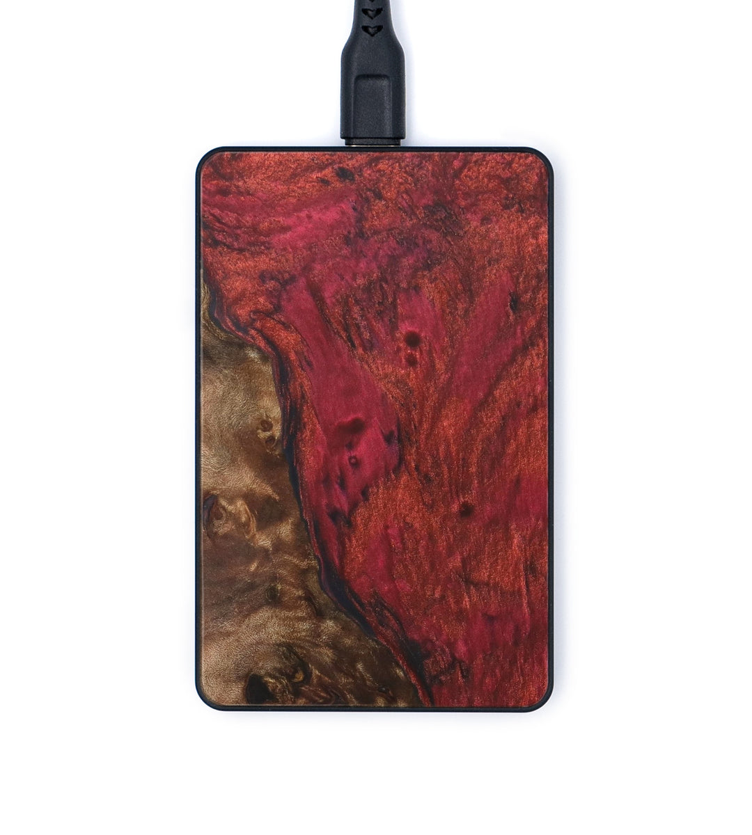 Thin Wireless Charger - Karyl (Dark Red, 336421)
