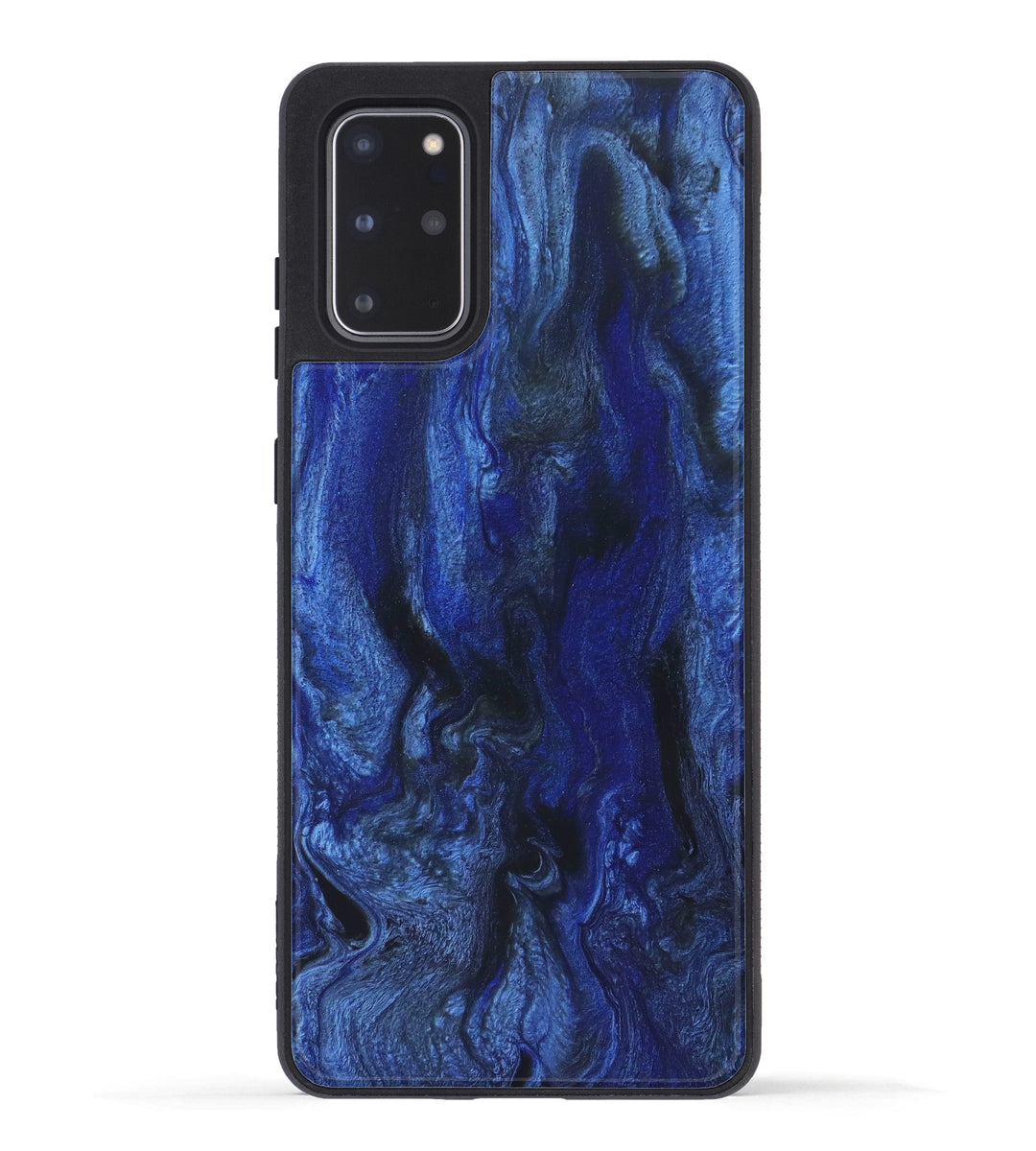 Galaxy S20 Plus ResinArt Phone Case - Darnell (Dark Blue, 347602)