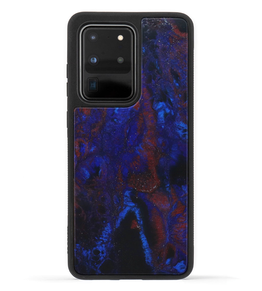 Galaxy S20 Ultra Case - Mohan (Blue & Red, 346709)