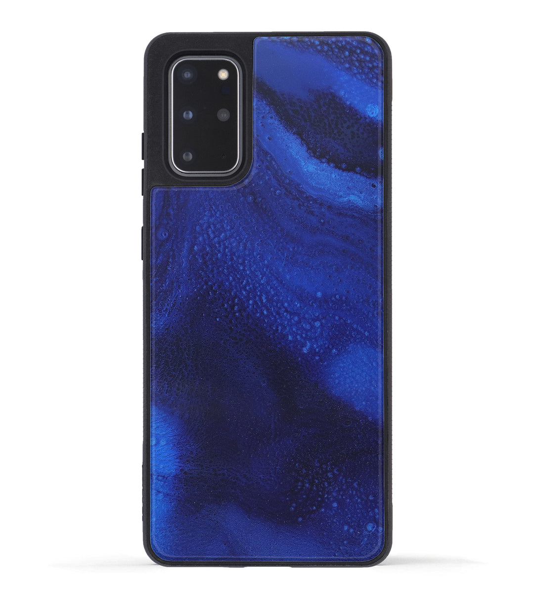Galaxy S20 Plus ResinArt Phone Case - Meagan (Dark Blue, 348482)