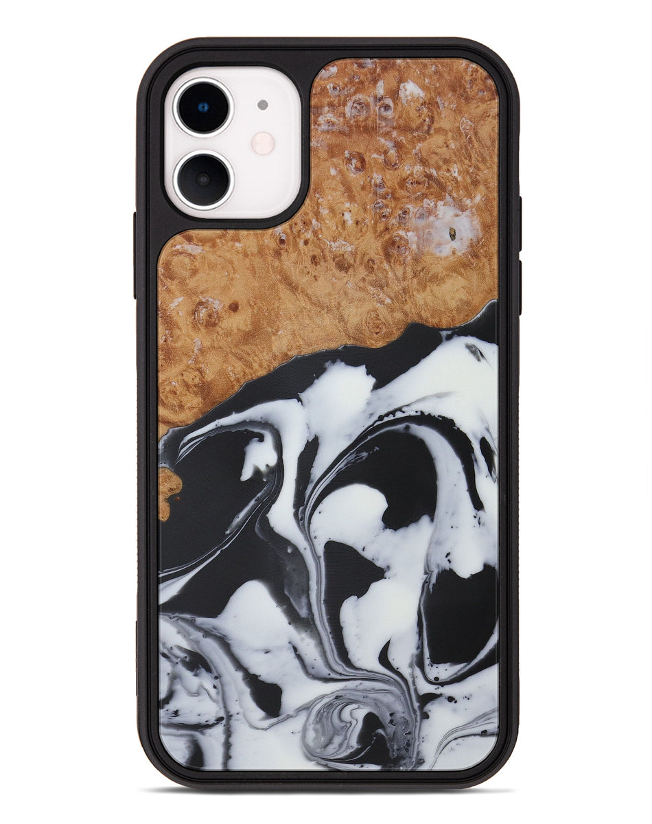 Wood+Resin Phone Covers