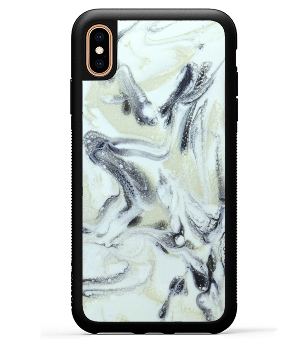 iPhone Xs Max Case - Lanni (Black & White, 345796)