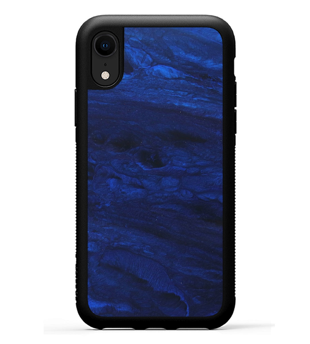 iPhone Xr ResinArt Phone Case - Maegan (Dark Blue, 347630)