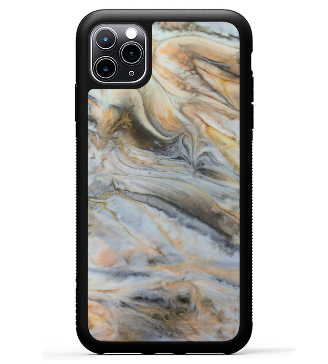 iPhone 11 Pro Max ResinArt Phone Case - Blondy (Black & White, 347540)