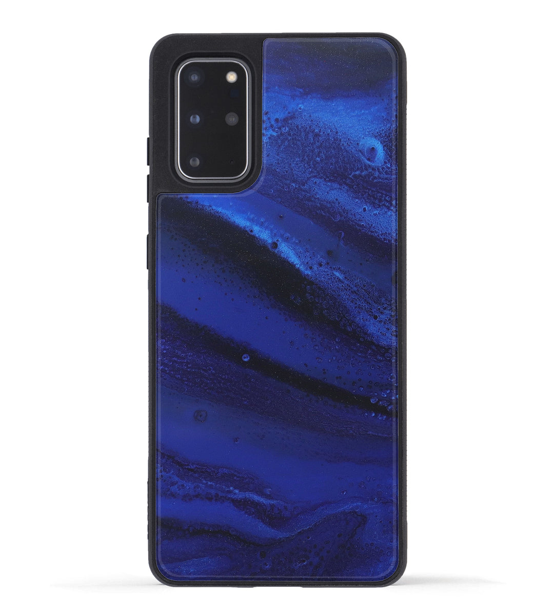 Galaxy S20 Plus ResinArt Phone Case - Natasja (Dark Blue, 348481)