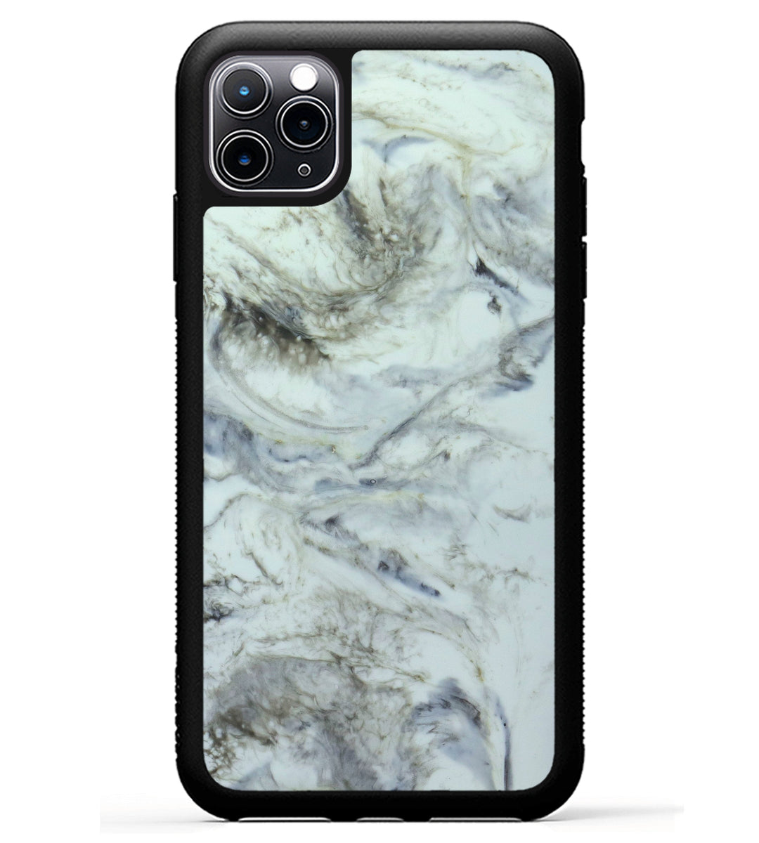 iPhone 11 Pro Max ResinArt Phone Case - Dyke (Black & White, 347835)