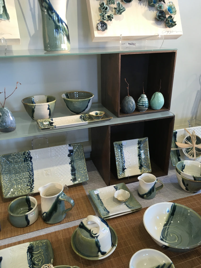 The Pine Tree Potters' Guild Show & Sale in Aurora