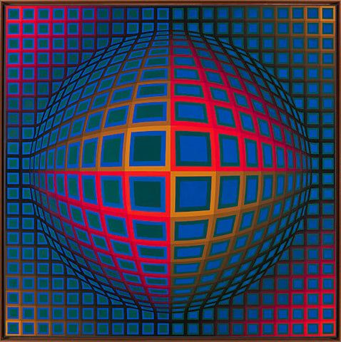 victor vasarely vega nor albright knox