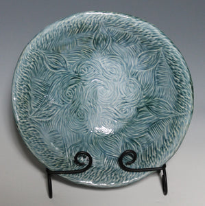 Swirling Spring Bowl