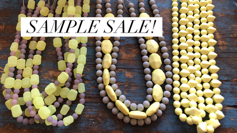 Sample Sale! Thursday Night!