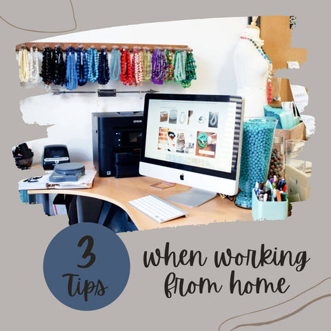 Top 3 Styling Tips When You're Working From Home