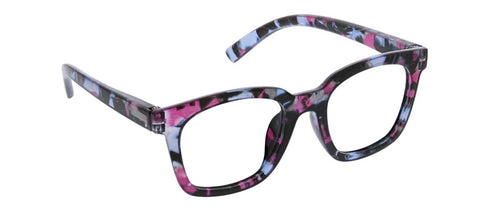 To the Max Readers Glasses Light Blocking - Pink Quartz