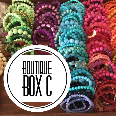 Boutique Box C - Become a Leetie Love - Leetie Sales Rep Kit
