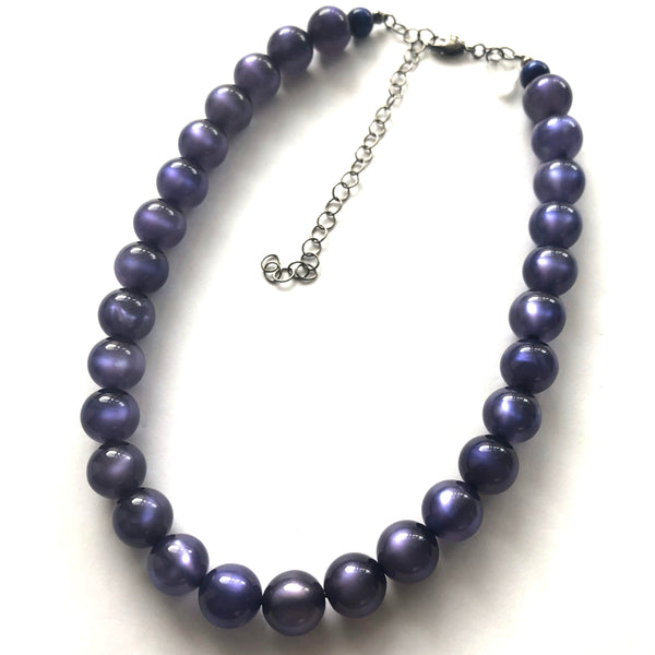 dark blue jewelry