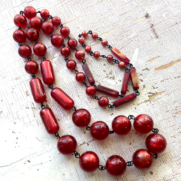holiday jewelry necklace