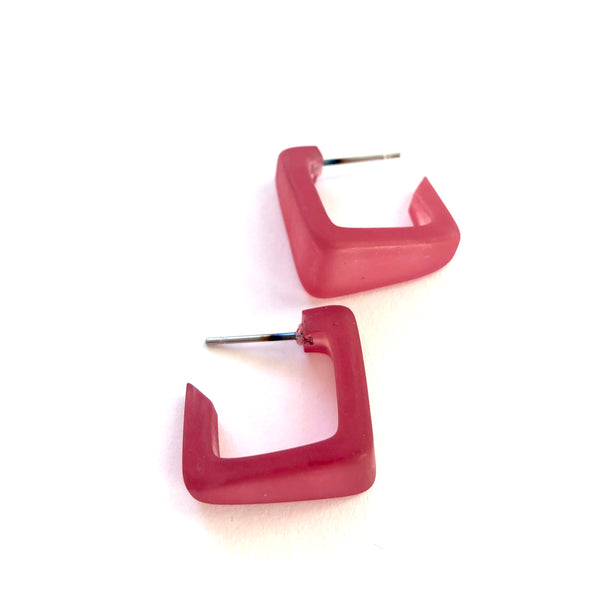 cranberry square hoops