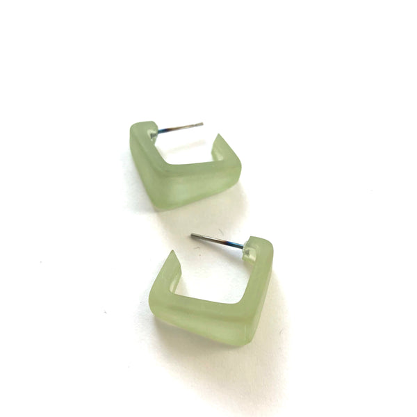 small square hoops
