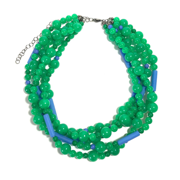 green sylvie necklace