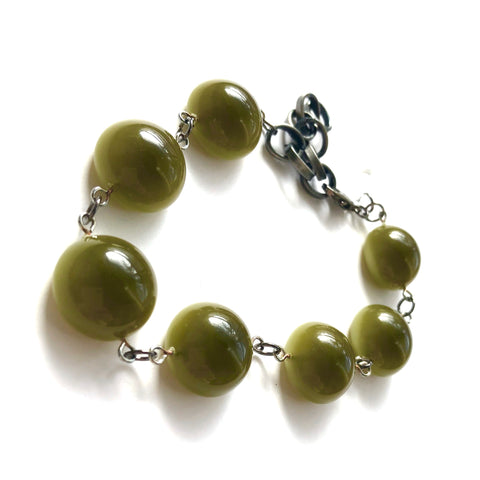 olive moonglow bracelet