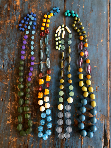 rosary rope necklaces