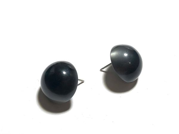 grey moonglow earrings